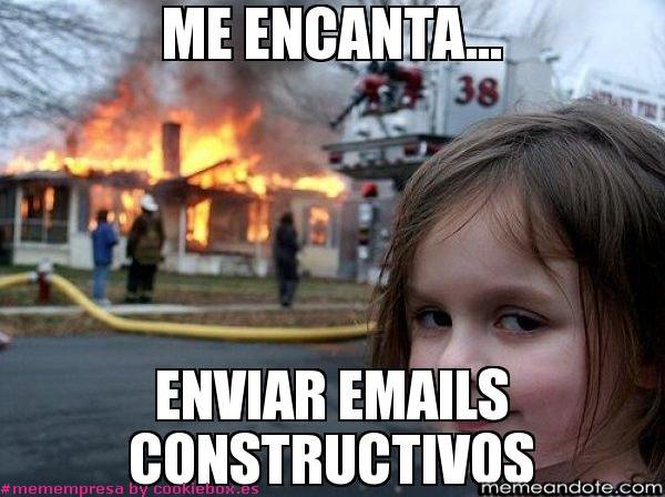 Memempresa #14_ Me encanta enviar emails constructivos