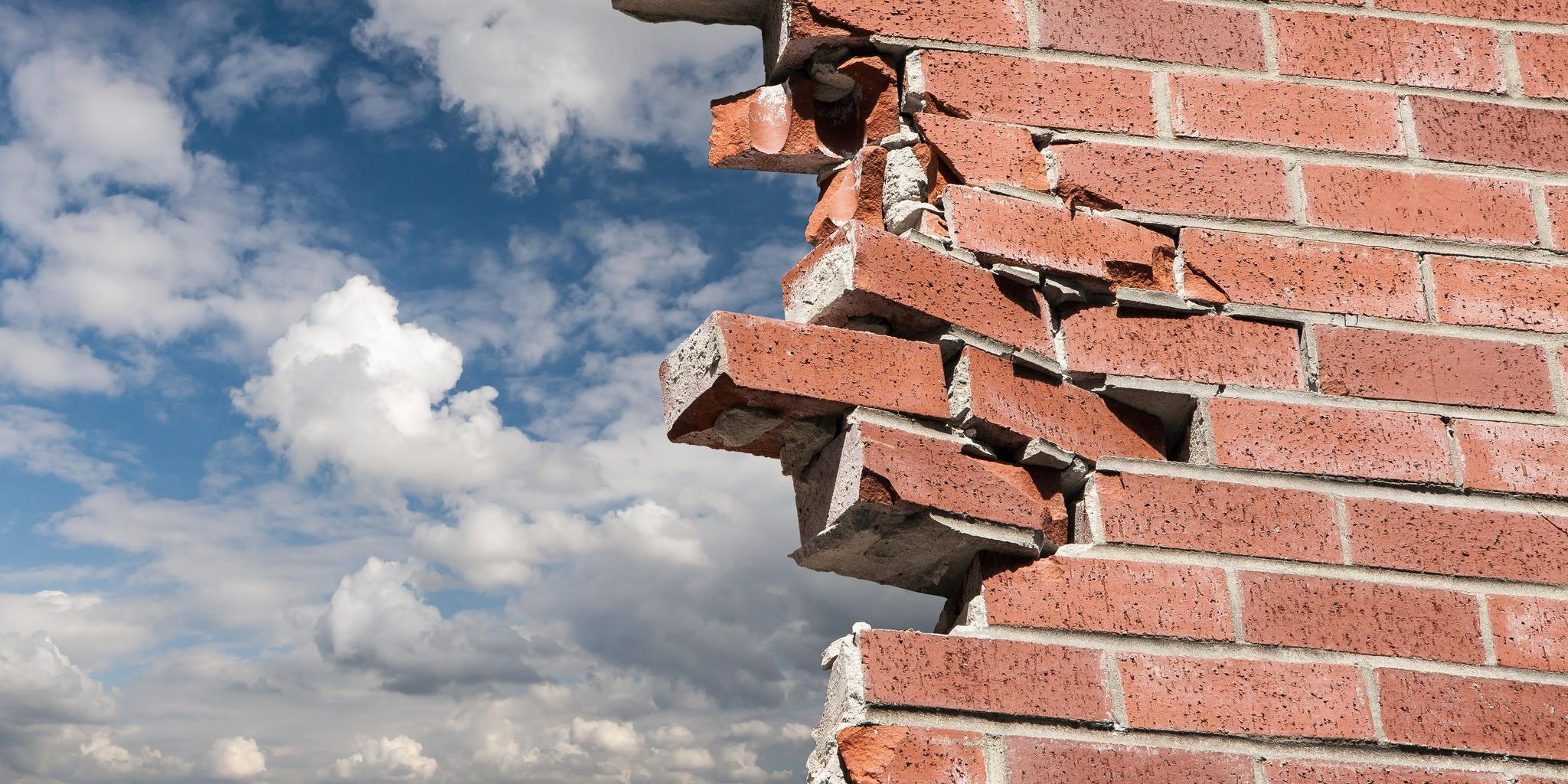 Derribando el muro para descubrir la estrategia