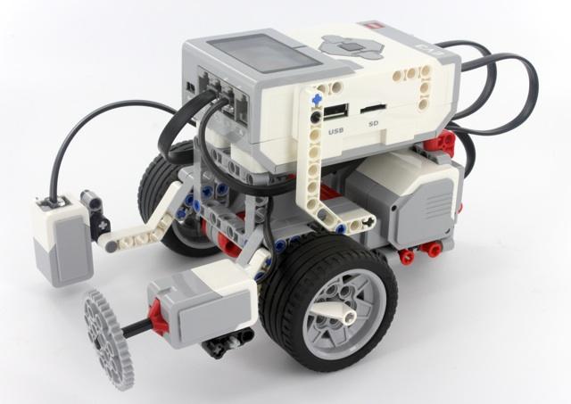 ¿Sueñan los Lego Mindstorms con cajas magentas?