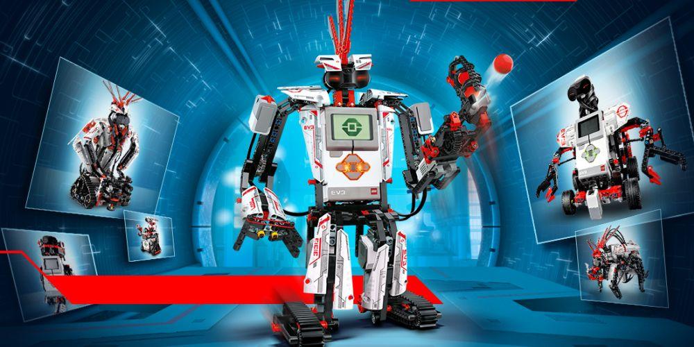 Lego Mindstorms para desarrollo de Equipos de Alto Rendimiento