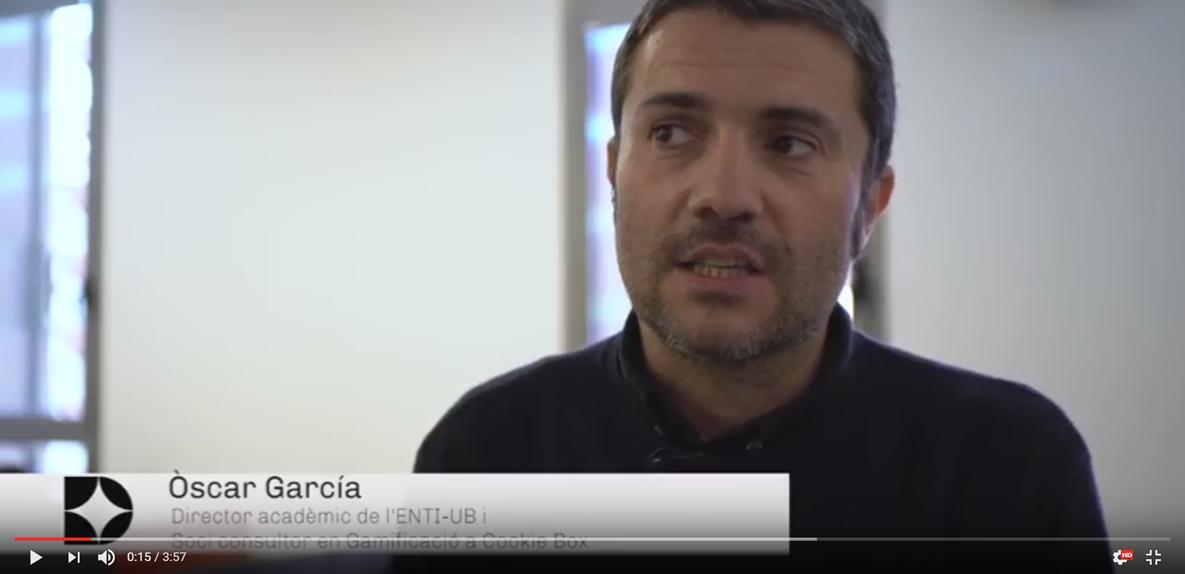 Óscar García-Pañella reflexiona sobre diseño motivacional