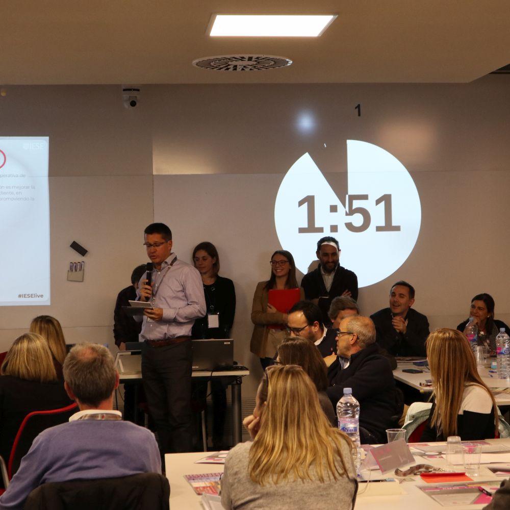 Challenge UP, las reglas de juego de la era digital: Business Jam para el desarrollo de las competencias digitales