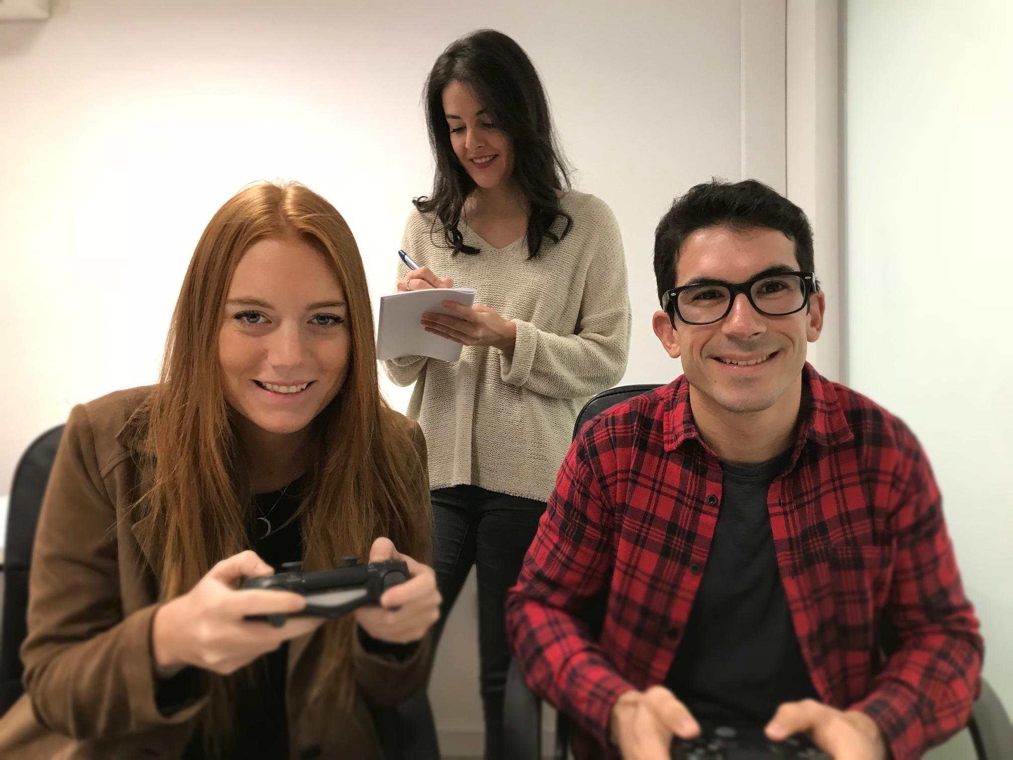 Skill you up: videojuegos para desarrollo de talento y competencias en la empresa