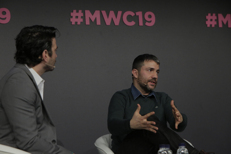 """Óscar García-Pañella participa en la mesa redonda del Mobile World Congress BCN 2019 """"Gamifying the Mobile Experience"""""""