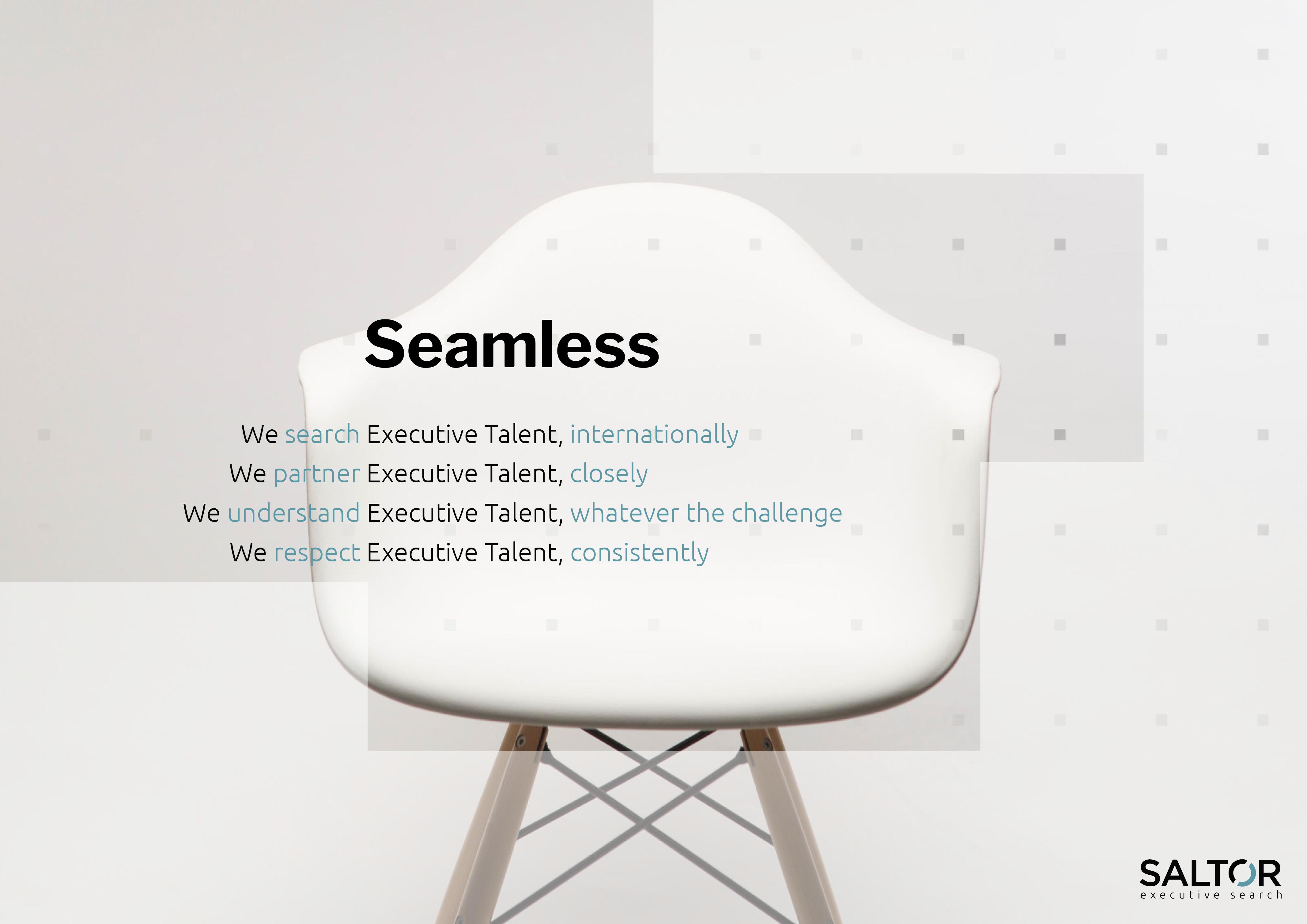 """Una disruptiva metodología de búsqueda talento ejecutivo: """"Seamless from Need to Fit"""""""