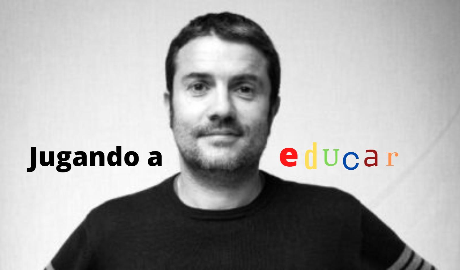 JUGANDO A EDUCAR: EPISODIO 1. CARLOS ANDREU