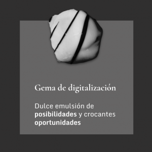 gema de digitalización